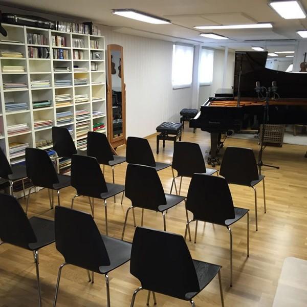 Thumbnail for Studio Pianoforte